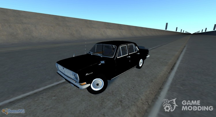 Gaz-24 Volga for BeamNG.Drive