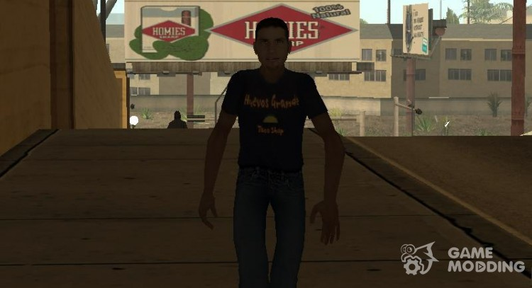 Chappy for GTA San Andreas