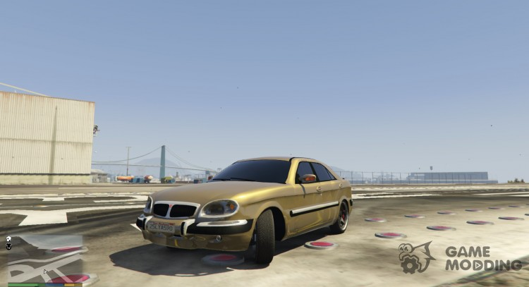 GAZ Volga 3111 for GTA 5