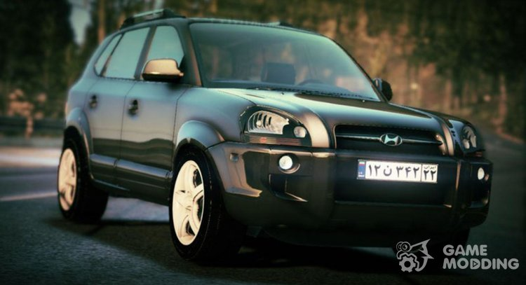 2009 Hyundai Tucson for GTA 5
