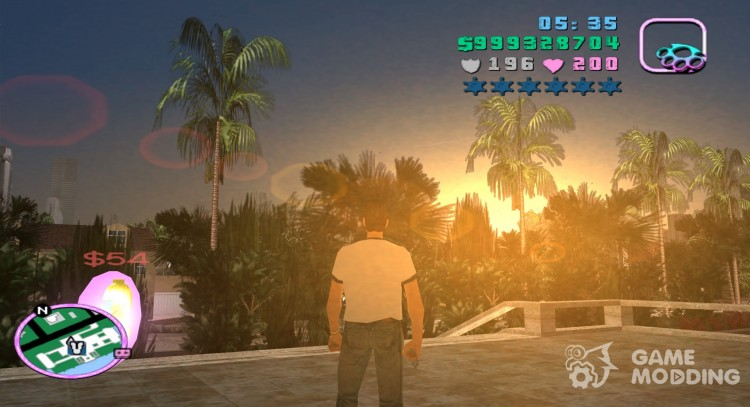 Remastered Graphics 0.6 for GTA Vice City