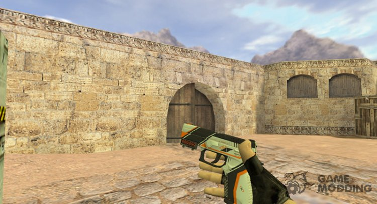 P228 Azimov for Counter Strike 1.6