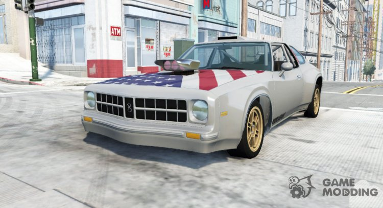 Bruckell Moonhawk Moonicorn for BeamNG.Drive