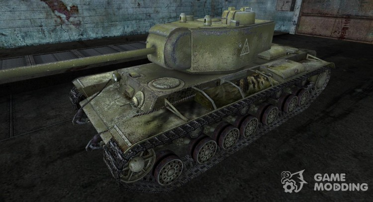 Шкурка для КВ-3 для World Of Tanks