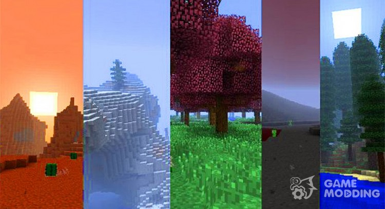Biomes O' Plenty for Minecraft