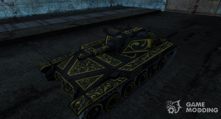 Skin for ELC AMX for World Of Tanks