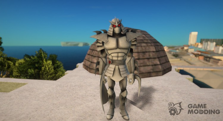 Shredder for GTA San Andreas