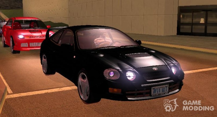 Need for Speed: Underground car pack for GTA San Andreas