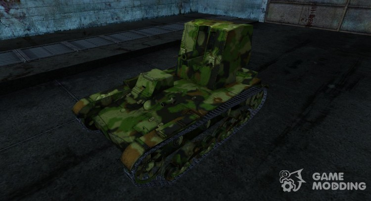 Skin for Su-26 for World Of Tanks