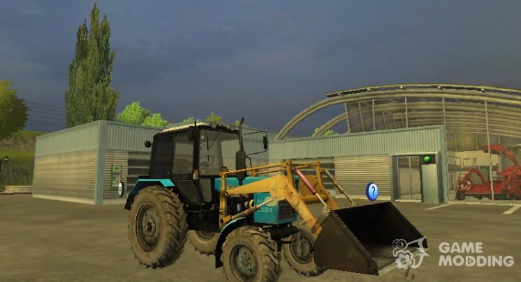 MTZ 82 1 PKU for Farming Simulator 2013