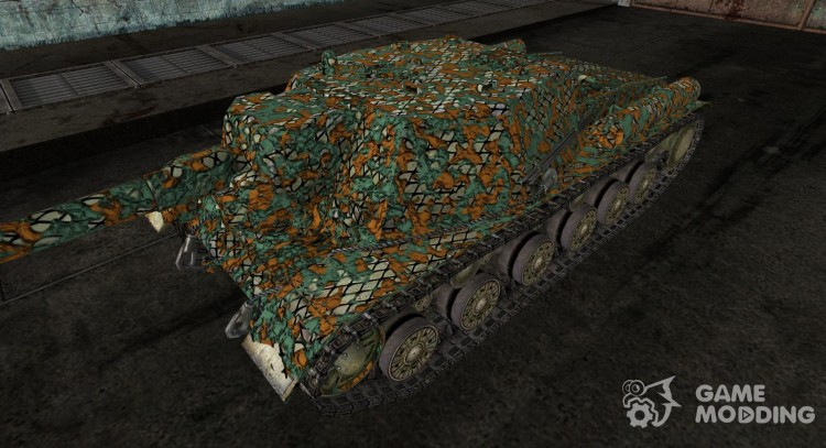 The Su-152 72AG_BlackWing for World Of Tanks