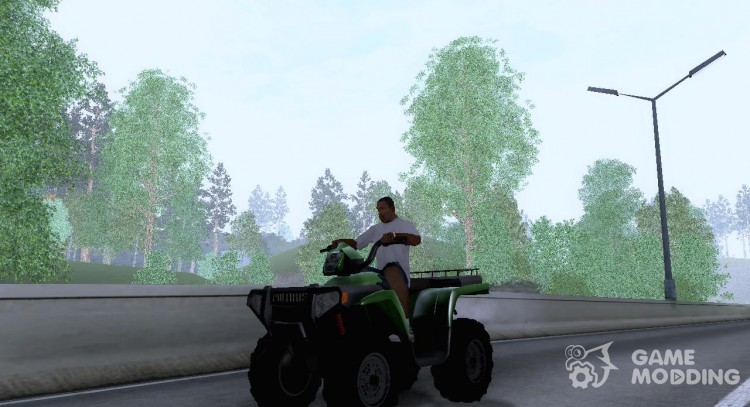 ATV Polaris for GTA San Andreas
