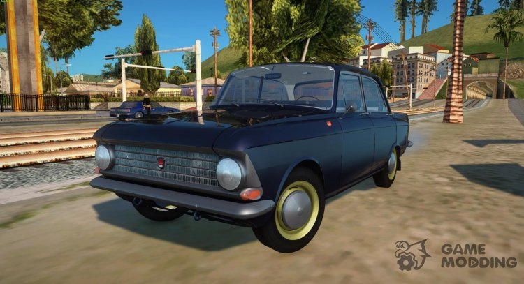 Moskvich-408 for GTA San Andreas