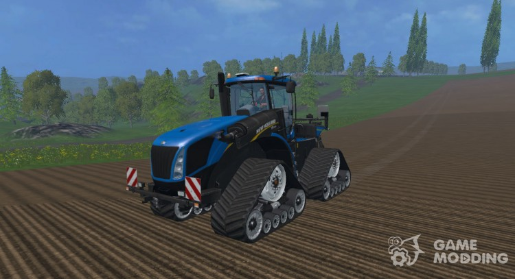 New Holland T9670 Smart Trax for Farming Simulator 2015
