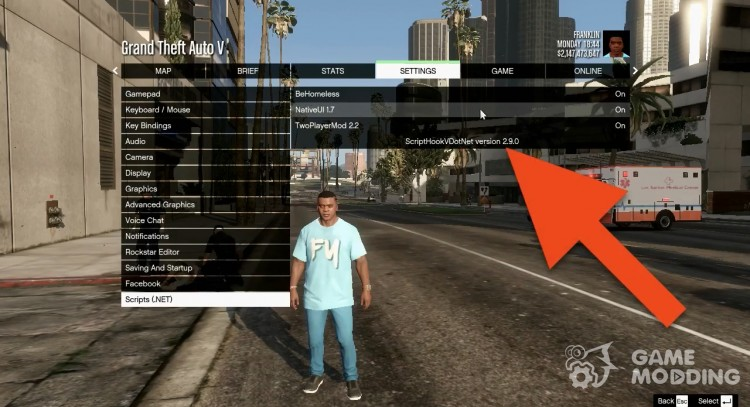 Script Manager 1 1 2 for GTA 5