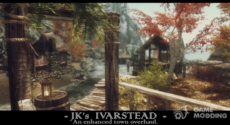Ajvarsted by JK 1.0 for TES V: Skyrim