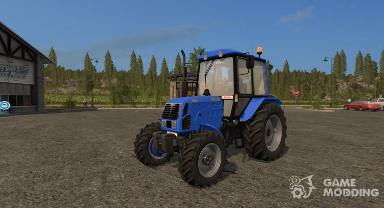 Belarus 820.3 version 1.2 for Farming Simulator 2017