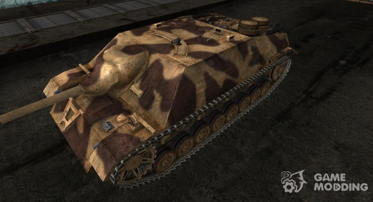 JagdPzIV 5 для World Of Tanks