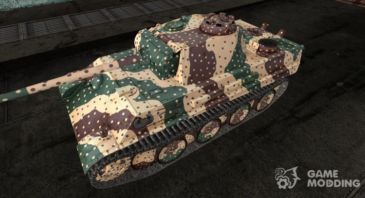 Panzer V Panther 03 for World Of Tanks