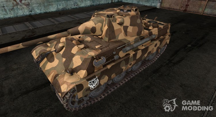 Panzer V Panther II npanop116rus for World Of Tanks
