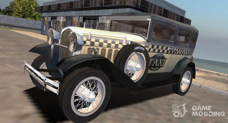 Enhanced wheels retexture for Mafia: The City of Lost Heaven
