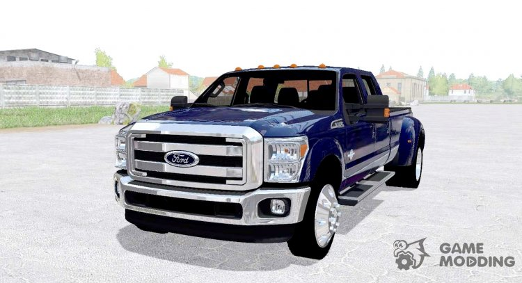 Ford F-350 for Farming Simulator 2017