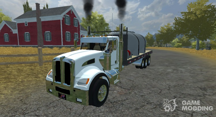 Kenworth Spray Rig for Farming Simulator 2013