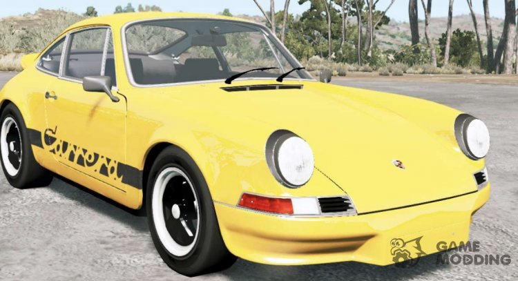 Porsche 911 Carrera RS for BeamNG.Drive