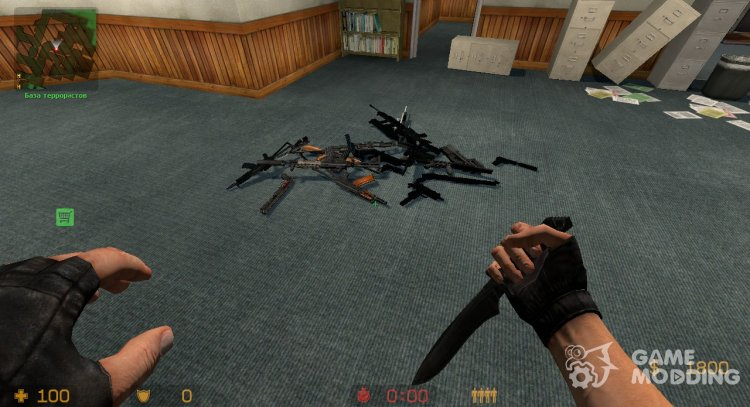 Pak-quality weapons for Counter-Strike Source