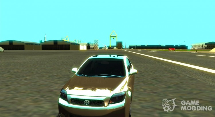 Scion tC-Stock for GTA San Andreas