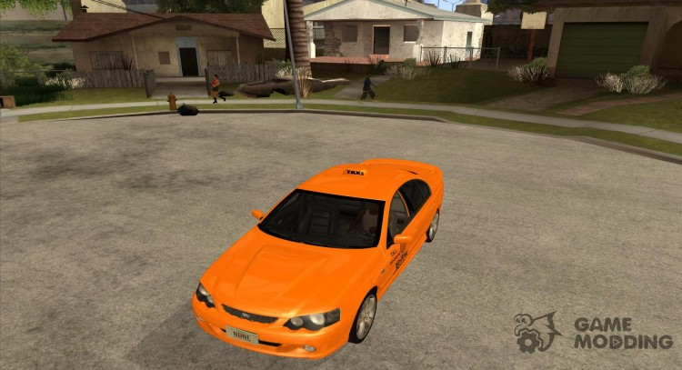 Ford Falcon XR8 Taxi для GTA San Andreas