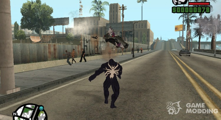 Spider Man for GTA San Andreas
