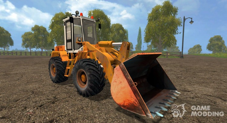Amkodor 333A HERE-18 B2 for Farming Simulator 2015
