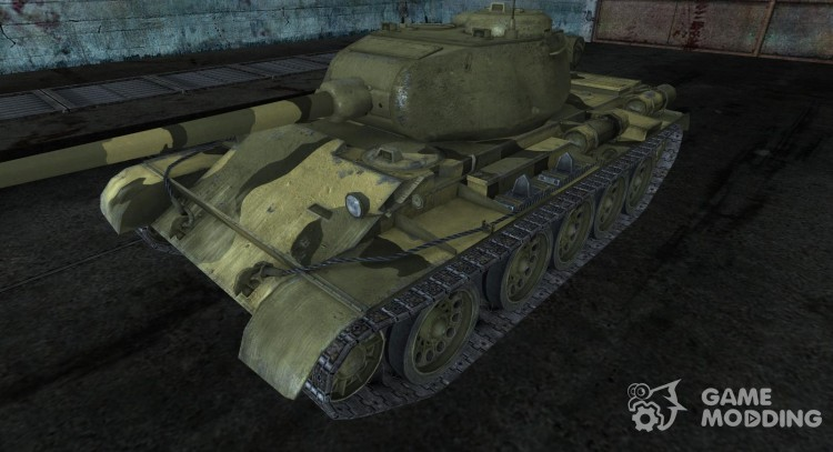 T-44 for World Of Tanks