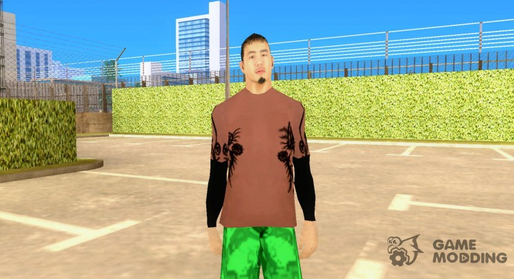 Parkour-PED v  2 0 for GTA San Andreas