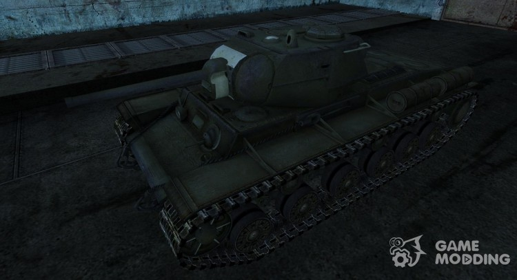 КВ-1С от TomasOneil для World Of Tanks