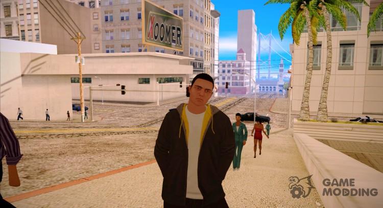 GTA Online-Random Ped for GTA San Andreas