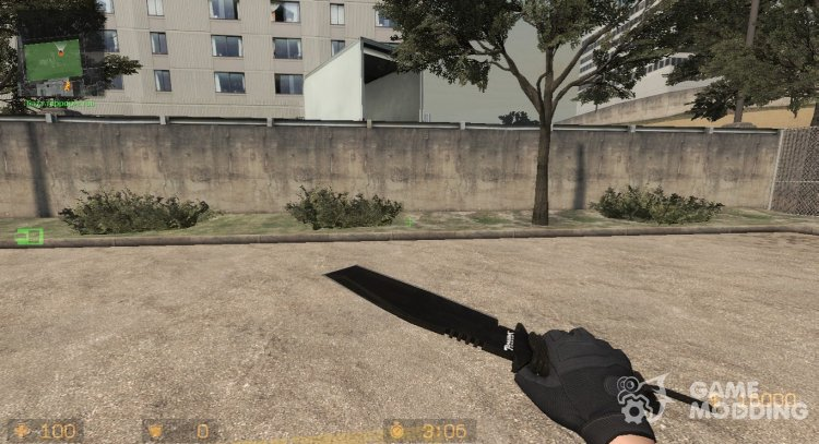 Tomahawk Brand for Counter-Strike Source