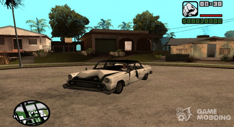 VC Glendale GlenShit for GTA San Andreas
