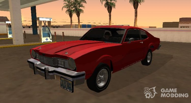 Mercury Comet Coupe 1975 for GTA San Andreas