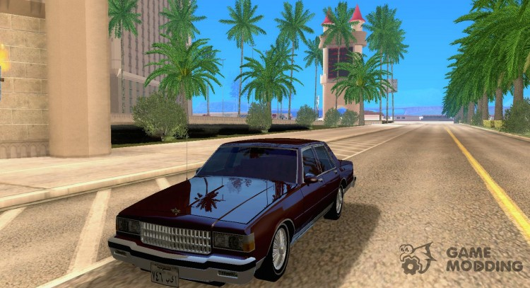 Chevrolet Caprice Classic 87 for GTA San Andreas