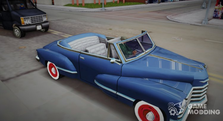New Carcolors 1962 Style for GTA 3