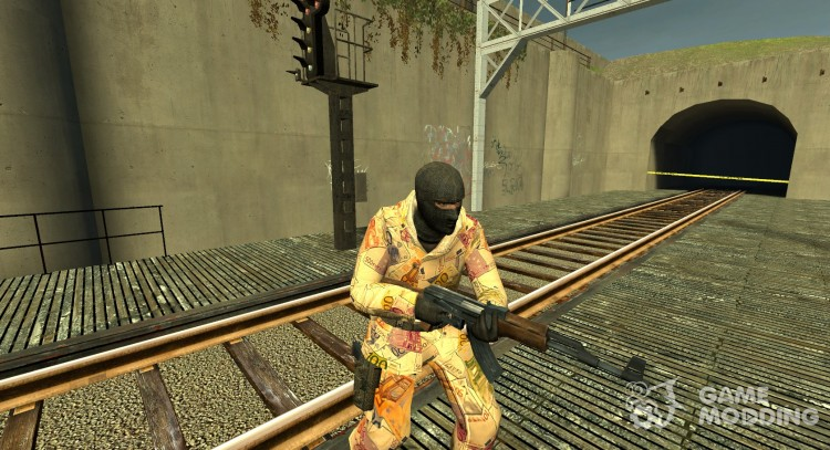 Арктика для Counter-Strike Source