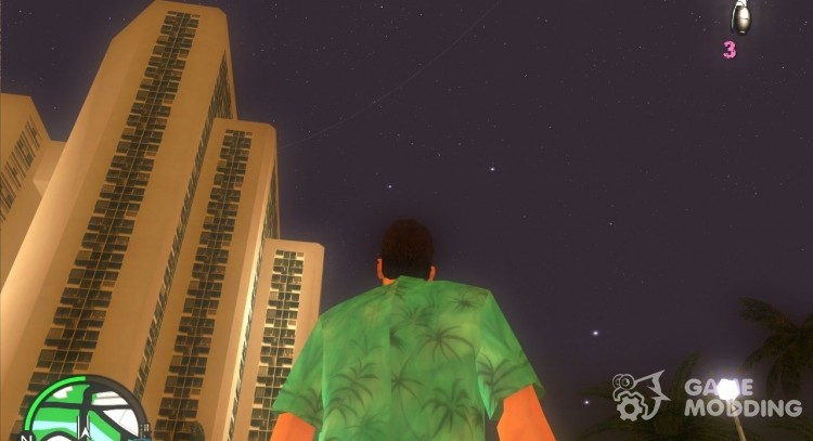 Sky Full Of Stars for GTA Vice City