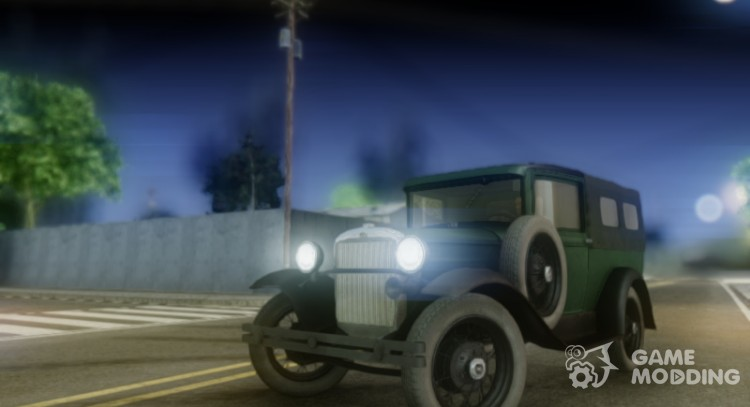 1933 4 GAS for GTA San Andreas