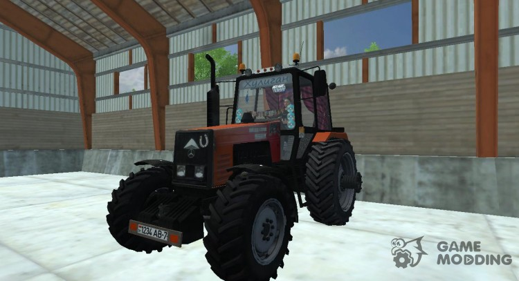 Беларус 1221 для Farming Simulator 2013