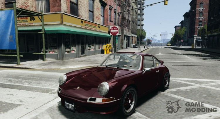 Porsche Carrera RS 1973 for GTA 4