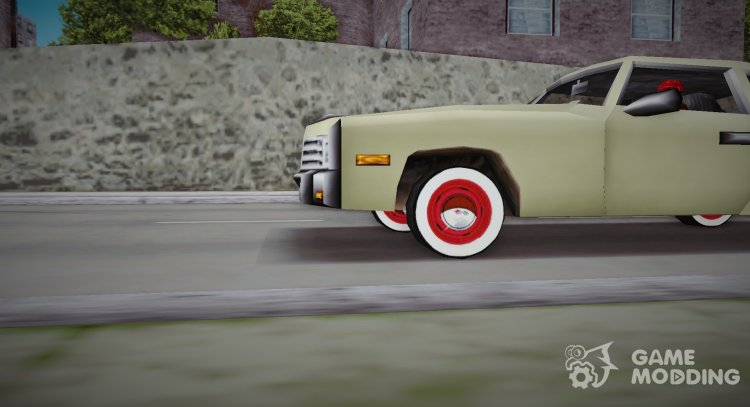 New Wheels 1962 Style for GTA 3