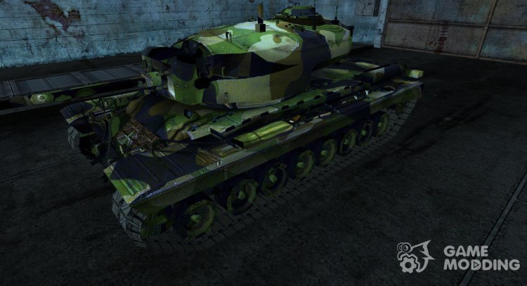 T29 Heavy Tank-Jaeby for World Of Tanks