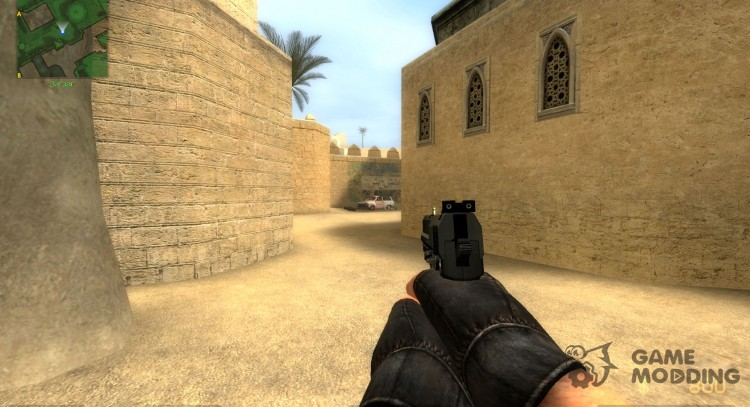 H&K USP on Killer699's drunk anims for Counter-Strike Source